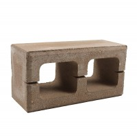 Boltar din beton Rivago 400 x 200 x 160 mm, crem