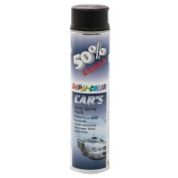 Spray vopsea auto, Dupli-Color, negru mat, interior / exterior, 600 ml