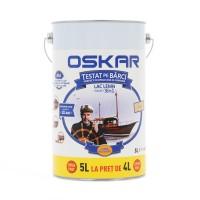 Lac pentru lemn Oskar Yacht, incolor, interior / exterior, 5 L