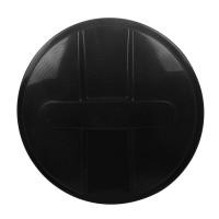 Capac pentru butoi 750 litri Dolplast, polietilena, negru