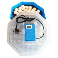 Incubator electric pentru oua, Cleo 5TH, cu termohigrometru