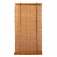 Stor Jamaica, Lariana, rulou lemn bambus, nuanta stejar, 100 x 160 cm