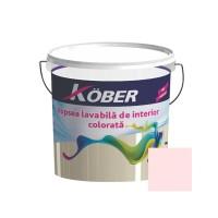 Vopsea lavabila interior, Kober, roz quartz V8320, 8.5 L