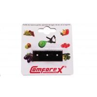 Set 3 lame pentru aparatul de legat vita de vie, legumele si pomii fructiferi, Comforex, metal
