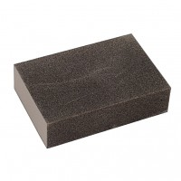 Burete abraziv pentru slefuire, Lumytools LT07913, 100 x 65 x 26 mm, granulatie 120