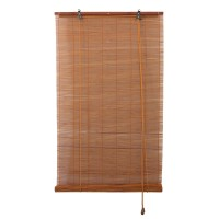 Stor Mauritius, Lariana, rulou lemn bambus, nuanta cires + stejar, 60 x 160 cm