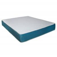 Saltea pat Viscotex Memory Visco Gel, superortopedica, cu arcuri + spuma memory gel, 160x190 cm