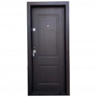 Usa metalica pentru exterior Megadoor Design 1819, fero, dreapta, 200 x 88 cm