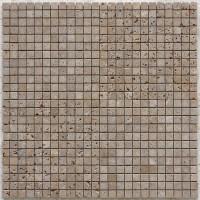 Piatra naturala decorativa Modulo Natimur Mosaic Noce, interior, 0.93 mp