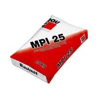 Tencuiala aplicare mecanizata, Baumit MPI 25, interior, 25 kg
