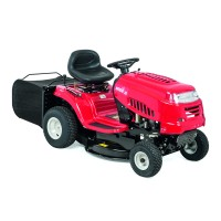 Tractoras pentru tuns iarba MTD 76, 7.1 kW
