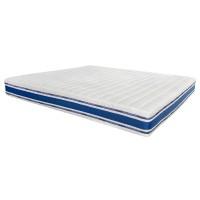 Saltea pat Bien Dormir Optimus, ortopedica, 160 x 200 cm, cu arcuri + spuma poliuretanica