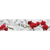 Panou decorativ bucatarie Splashback, compozit, luminescent, SPB 088, floral, 4000 x 750 x 3 mm