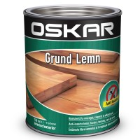 Grund pentru lemn, Oskar, incolor, 0.75 L