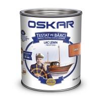 Lac pentru lemn Oskar Yacht, castan, interior / exterior, 0.75 L
