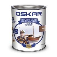 Lac pentru lemn Oskar Yacht, wenge, interior / exterior, 0.75 L