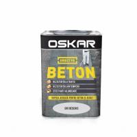 Vopsea acrilica Direct pe beton Oskar, exterior, gri deschis, 0.75 L