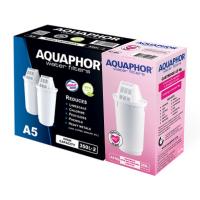 Cartus Aquaphor A5, 2 bucati + cartus Aquaphor A5 Mg, pentru cana filtrare apa potabila