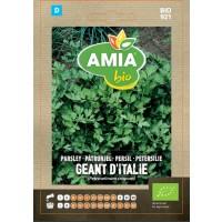 Seminte legume bio Amia, patrunjel Geant d'Italie