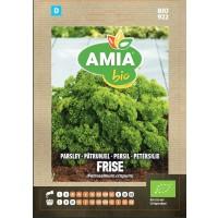 Seminte legume bio Amia, patrunjel Frise
