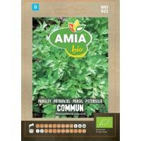 Seminte legume bio Amia, patrunjel Commun