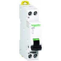 Intrerupator automat modular Schneider Electric iDPN A9N21547, 1P+N, 16A, curba C