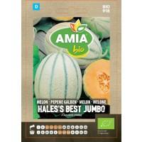 Seminte legume bio Amia, pepene galben Best Jumbo