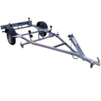 Remorca auto, peridoc, Repo PEB 4017/07, R13, 750 kg, 405 x 170 x 105 cm