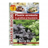 Carte - Plante aromate in bucatarie si gradina - Megyeri Szabolcs, Liptai Zoltan