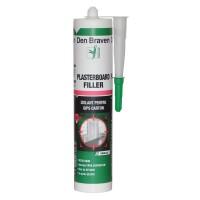 Chit de umplere Den Braven Plasterboard filler, alb, interior, 280 ml