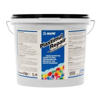 Masa de spaclu monocomponenta, pentru hidroizolatii acoperis, Mapei Plastimul Repair, 5 kg