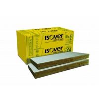 Vata minerala bazaltica Isover PLU caserata cu aluminiu 1000 x 600 x 100 mm