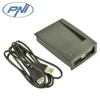 Programator carduri magnetice PNI FLH50, compatibil cu yalele hoteliere PNI CH1000