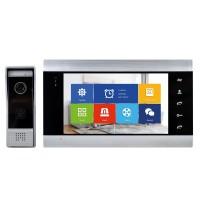 Interfon video inteligent PNI PT720MW, monitor interior, control Tuya