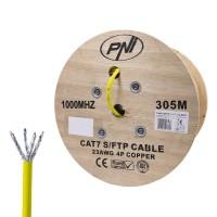 Cablu S / FTP CAT7 PNI SF07 rola 305m
