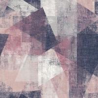 Tapet fibra textila, model geometric, Grandeco Perspective PP3603, 10 x 0.53 m