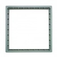 Prelungire pentru camin, monolitic, co-polimer, H 100 mm, 550 x 550 mm