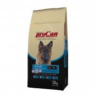Hrana uscata pentru caini, ProCan Maintenance, adult, 20kg