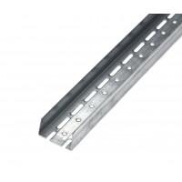 Profil din otel zincat Rigips, UA, pentru placi gips carton, 100 x 3000 x 2 mm