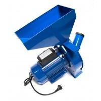 Moara pentru cereale Profimix, cu motor electric, 2.5 kW, 180 kg/h
