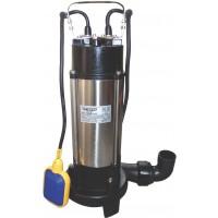 Pompa submersibila ape murdare Wasserkonig PST 1800 , cu tocator + flotor, 17.5 mc/h, H max. 11.5 m, 2850 RPM, 1800 W