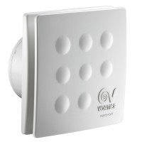 "Ventilator axial Vortice Punto Four MFO 100/4"", D 100 mm, 15 W, 85 mc/h, 11145"