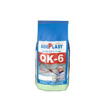 Chit de rosturi gresie si faianta Adeplast Quarz Kit QK - 6, verde G50, interior / exterior, 2 kg