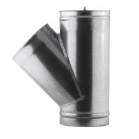 Ramificatie inox VRG 135 grade + dop D 200/250 mm