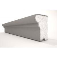 Solbanc / pervaz din polistiren expandat REFA14, exterior, 2000 x 60 x 80 mm