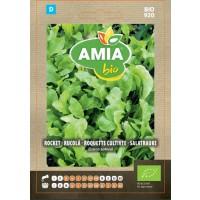 Seminte legume bio Amia, rucola