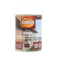 Impregnant pentru lemn Sadolin Tinova, palisandru, exterior, 5 L
