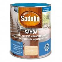 Lac pentru parchet Sadolin Samba, transparent, 2.5 L