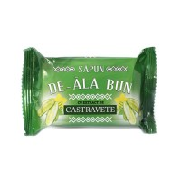Sapun solid De-Ala Bun, castravete, 90 g