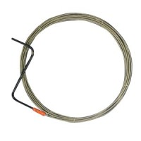 Cablu pentru desfundat canale, D 4 mm, 6 ML